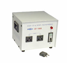 New Philmore ST1000 1000 watt 110/220 volt Step Up or Step Down Transformer