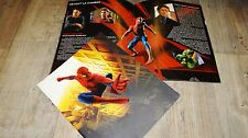 SPIDERMAN ! tobey maguire  presse scenario cinema fantastique comics bd marvel