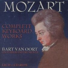 Mozart: Complete Pianoforte Works, New Music