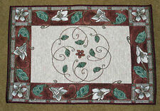Pfaltzgraff Mission Flower Tapestry Placemat