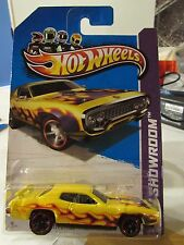 Hot Wheels '71 Plymouth Road Runner HW Showroom Yellow