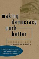 Making Democracy Work Better: Mediating Structures, Social Capital, and the Demo