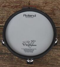 Roland V-Drum PD-85 Dual Trigger Drum Pad - Black EXCELLENT Condition