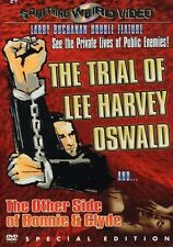 Trial of Lee Harvey Oswald/The Other Side of Bonnie & Cl (2003, DVD NEUF) CLR/BW