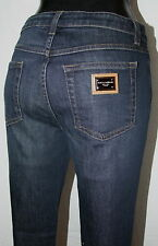 DOLCE & GABBANA Original Jeans Made in Italy   36 S   stretch  blau NEU  D&G