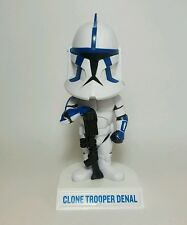 Funko Star Wars Clone Trooper Denal Retired Bobble Head