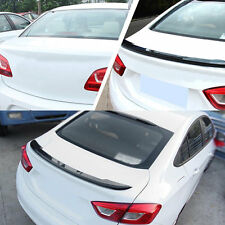 ABS Lacquer Wing Car Spoiler Tail Aerofoil Refit For Chevrolet Cruze 2016-2017