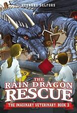 Suzanne Selfors - Rain Dragon Rescue (2014) - Used - Trade Cloth (Hardcover