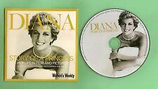 #D32.  DVD  -  PRINCESS DIANA , STORY OF A PRINCESS