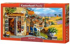 Castorland C-400171 Puzzle Colors of Tuscany Toskana Dorf Stadt 4000 Teile