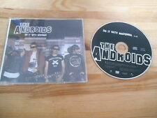 CD Punk Androids - Do It With Madonna (1´Song) Promo MOTOR sc