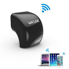 Wavlink AC750 Dual Band Wireless-AC WiFi Repeater Range Extender Signal Booster