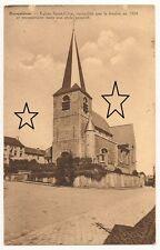 CPA - Ronquières - Eglise Saint-Géry  - Vierge - 2 photos