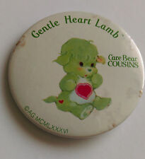 Care Bear Cousins badge Gentle Heart Lamb