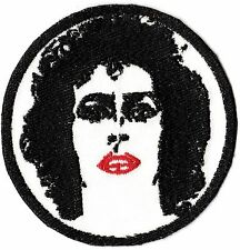 Dr. Frank-N-Furter Embroidered Patch The Rocky Horror Picture Show Frank