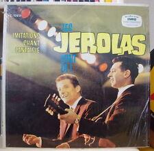 LES JEROLAS SONT LA! CANADA PRESS LP DISQUES RCA VICTOR 1961