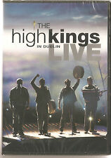 THE HIGH KINGS - IN DUBLIN LIVE - DVD THE WILD ROVER CLANCY DUBLINERS