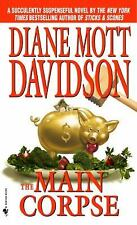The Main Corpse (Goldy Culinary Mysteries, Book 6) by Diane Mott Davidson, Good