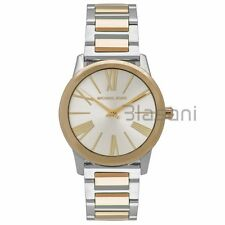 Michael Kors Original MK3521 Women's Hartman Two-Tone Stainless Steel Watch 38mm