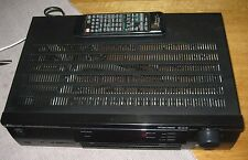 Sherwood RV-4080R amplifier AM FM Receiver 2 x 50W with remote and manual