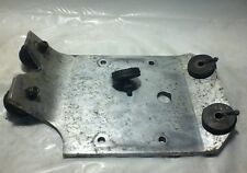 1993 Polaris Indy XCR 440 Motor Mount Plate, Rubber Dampers, Torque Stop 5222169