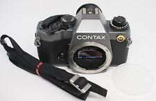 Excellent++ CONTAX 159MM Body Only 10th Anniversary Limited Grey Kyocera Japan