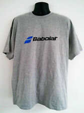 Babolat Tennis T-Shirt Cotton/Polyester SPORT GREY XX-LARGE
