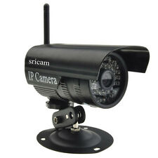 Outdoor Wireless Wifi Network Security CCTV Webcam IR IP Camera Android System