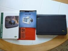 Land Rover 2002 Freelander Owner's Manual with Carry Case