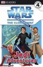 DK Readers L4: Star Wars: The Clone Wars: Jedi Adventures - Beecroft, Simon - Pa