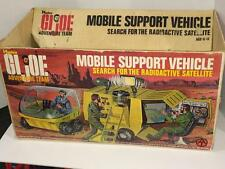 GI Joe Mobile Support Vehicle in Box 1970's Adventure Team near complete