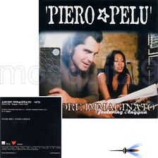 PIERO PELU' feat. ANGGUN CDsingle PROMO CHANTE ITALIEN LITFIBA