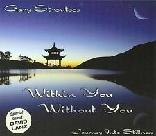 Within You Without You [Slimline] by Gary Stroutsos (CD, Jun-2009, Swan Records)