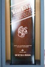 Johnnie Walker Blue Label Special Edition GuerrerosWarrios II by Gonzalo Lebrija