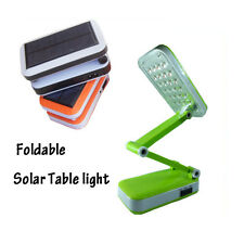 TVR 32  Foldable Led Solar Rechargeable LED Table Desk Solar table Lamp Light
