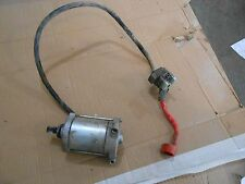 Yamaha Grizzly 660 YFM 660 YFM660 2005 05 electric starter starting motor relay