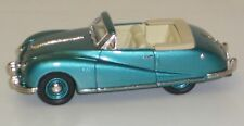 Lansdowne LDM44A - '48 Austin A90 Atlantic Convertible - Top Down Turquoise1:43