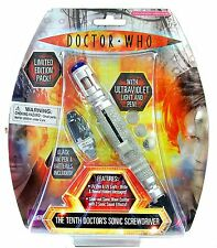 Doctor Who - The Tenth Doctor's Sonic Screwdriver