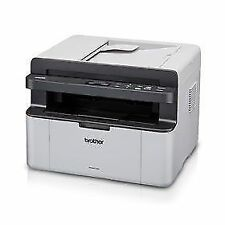 Brother LaserJet DCP-1616NW All inOne Laser Printer Scanner Copier NETWORK WIFI