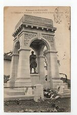 METZ moselle CPA 57 monument de Frescaty Cuny-mangin et cochinaire freres