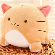 Cute Anime Poyopoyo Kansatsu Nikki Plush Neko Doll Cat Stuffed Animal Toy Gifts