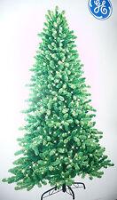 NEW 7' Christmas Lighted Pre-Lit FLOCKED Frasier Fir Tree Clear Lights 1085 TIPS