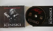 Klaus Kinski Jesus Christus Erlöser AT 2CD 2004