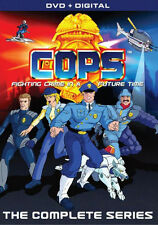 C.O.P.S.: THE COMPLETE SERIES (cops)  - DVD - Region 1 - Sealed