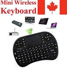 Android TV Box Mini Wireless Remote Control Keyboard for Smart TV and KODI XBMC