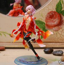 NEW Guilty Crown Yuzuriha Inori PVC Action Figure Garage Kit Model Gift Toys