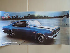 HOLDEN GTS  MUSCLE MOTOR  RACING CAR POSTER-BIG 625MM ATTRACTIVE BARGAIN