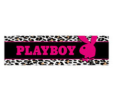 PLAYBOY BUNNY BAR RUNNER - Mouse Pad Glass Mat Birthday Xmas