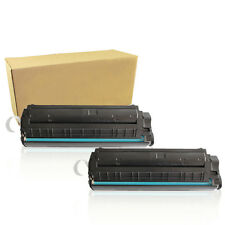 2PK Black 104 FX9 Toner Cartridge For Canon 104 ImageClass MF4350D MF4150 D420