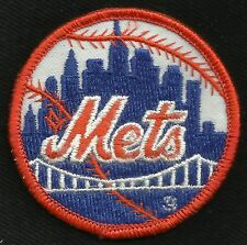 Vintage NEW YORK METS MLB New Old Stock Baseball Collectors Patch